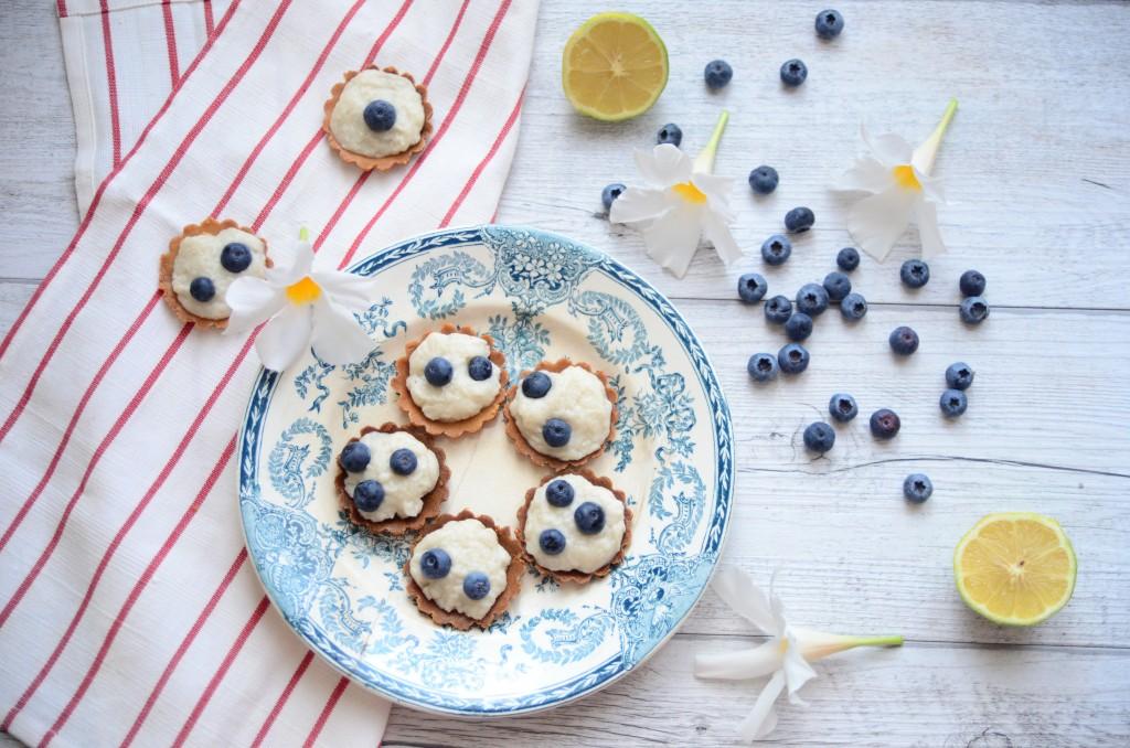 Gluten free vegan vanilla pie, per prendersi gioco di celiachia e allergie