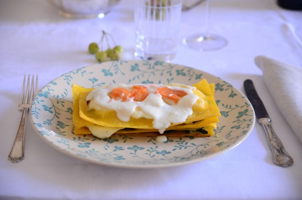 Il nuovo Taste, le mie lasagne e un cambiamento imminente