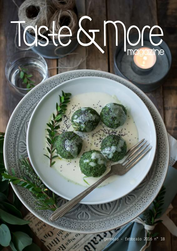Taste&More Magazine gennaio - febbraio 2016 n° 18