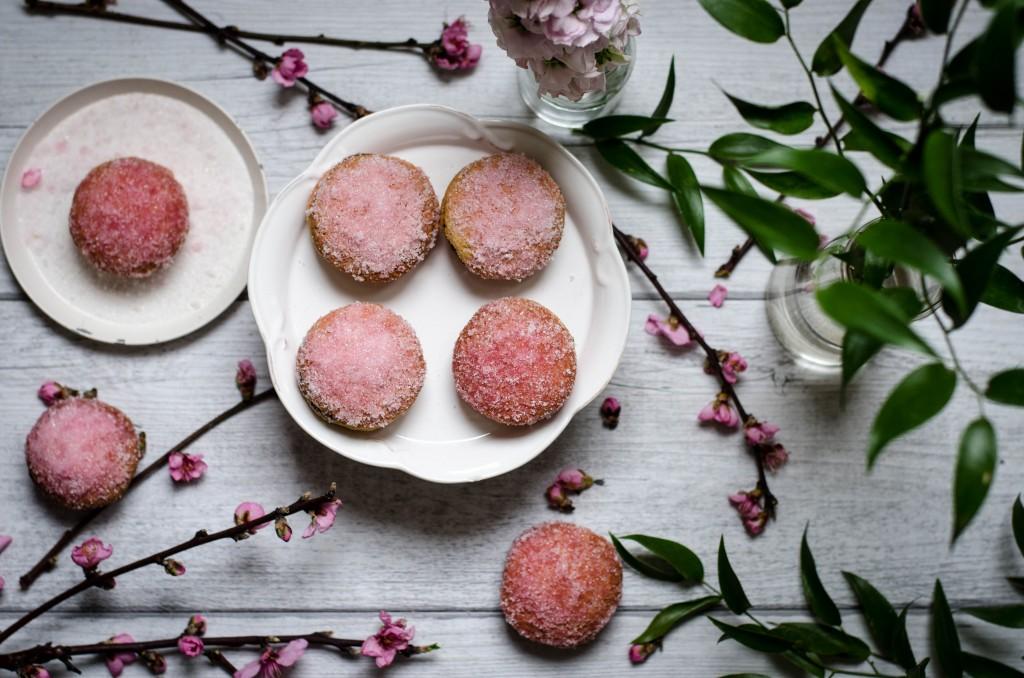 Pesche dolci senza glutine per una Pasqua insolita